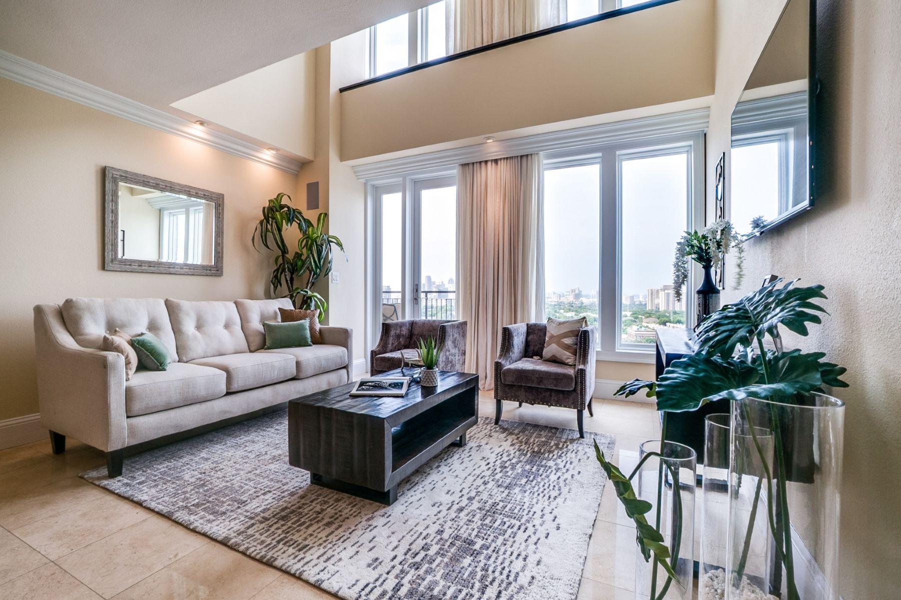 Property للـ Sale في Chic Condo in the Heart of Dallas 4611 Travis Street #1105B, Dallas, Texas 75205 United States