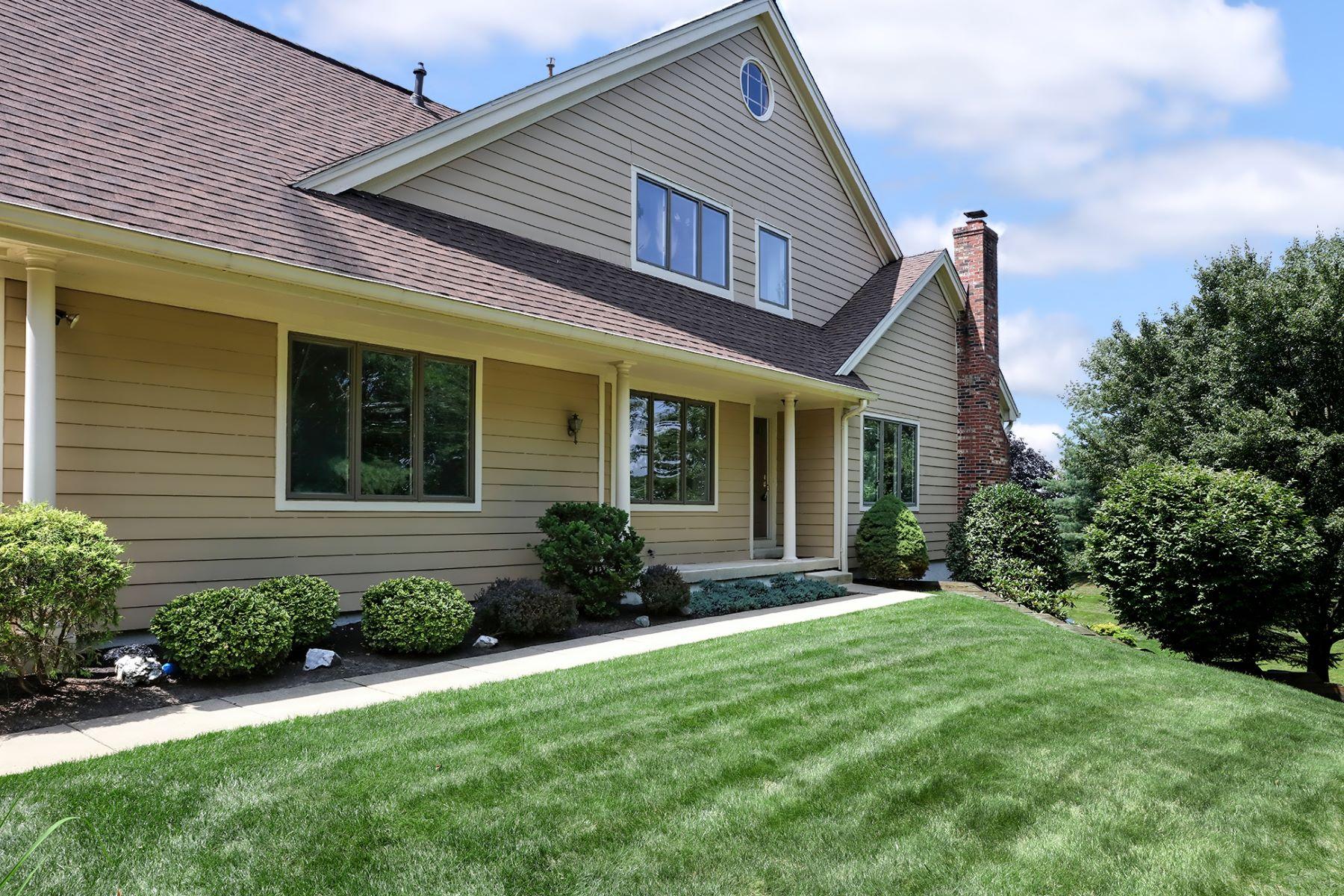 Townhouse for Sale at A Prime Location In Woodcrest 6 Sturbridge Court Lambertville, New Jersey, 08530 United StatesIn/Around: Lambertville