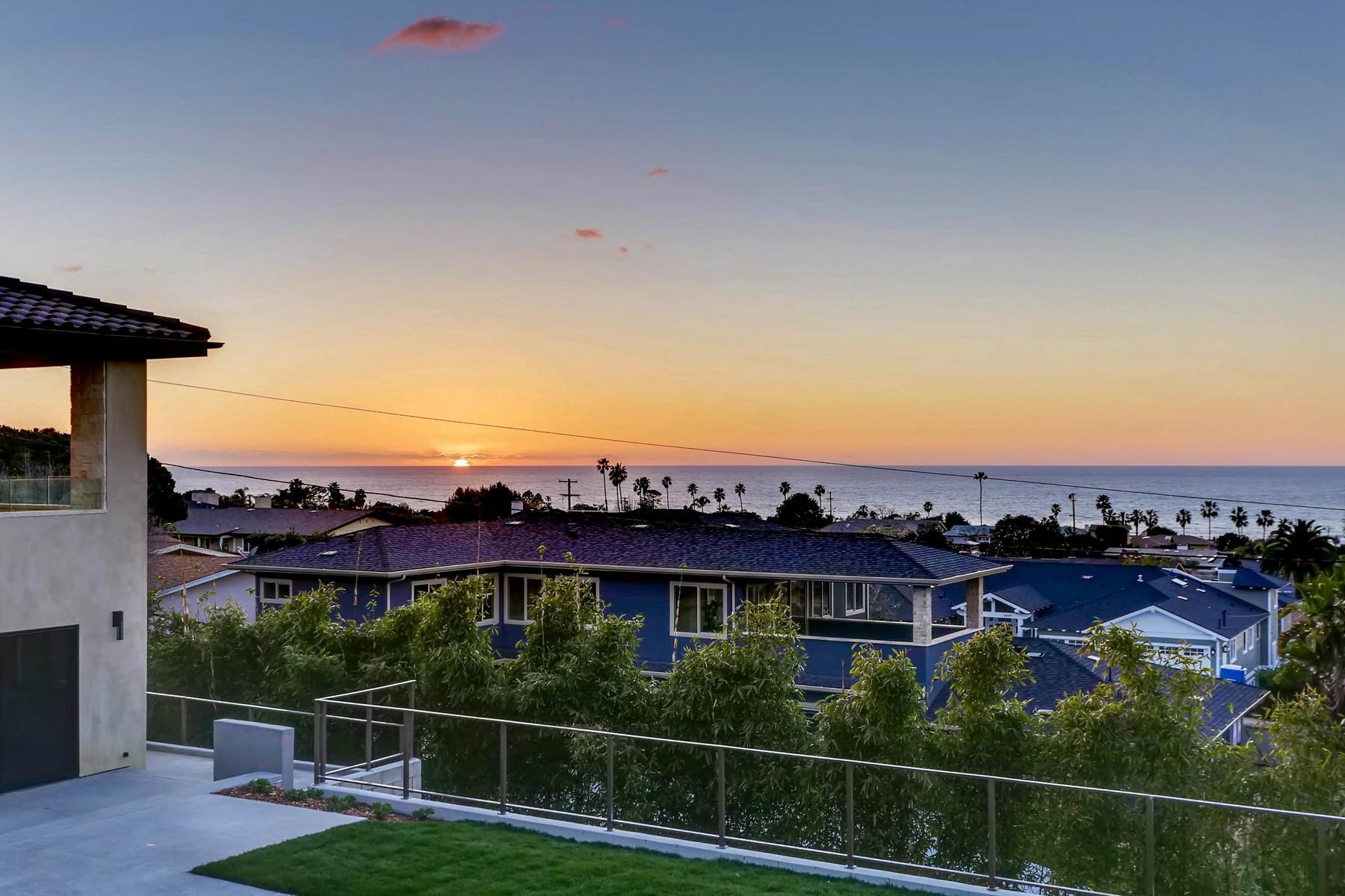 Maison unifamiliale pour l Vente à 1222 Muirlands Vista Way La Jolla, Californie 92037 États-Unis