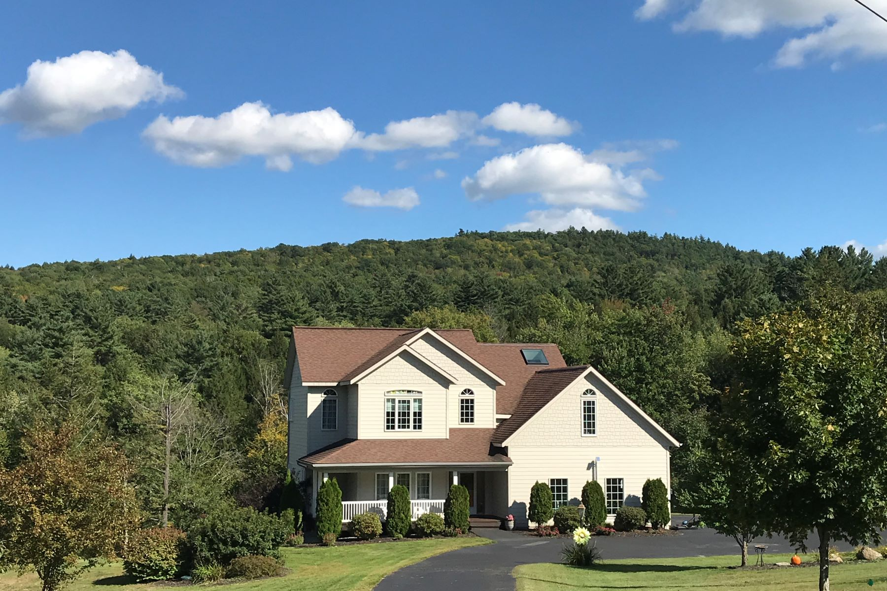 Single Family Home for Sale at Lovely Contemporary in Newport 28 River View St Newport, New Hampshire 03773 United States