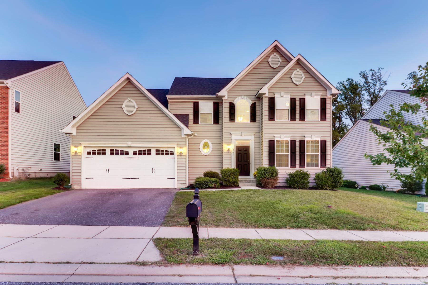 Single Family Homes por un Venta en 5707 Fieldcrest Drive White Marsh, Maryland 21162 Estados Unidos
