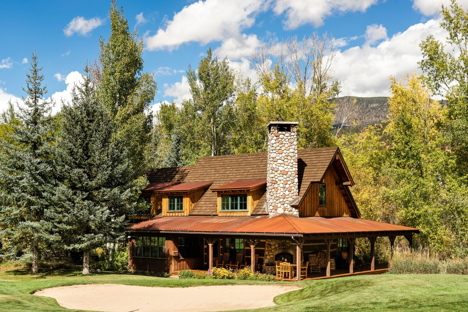Fractional Ownership Properties for Sale at Roaring Fork Club 34 Altamira Ranch Road Basalt, Colorado 81621 United States