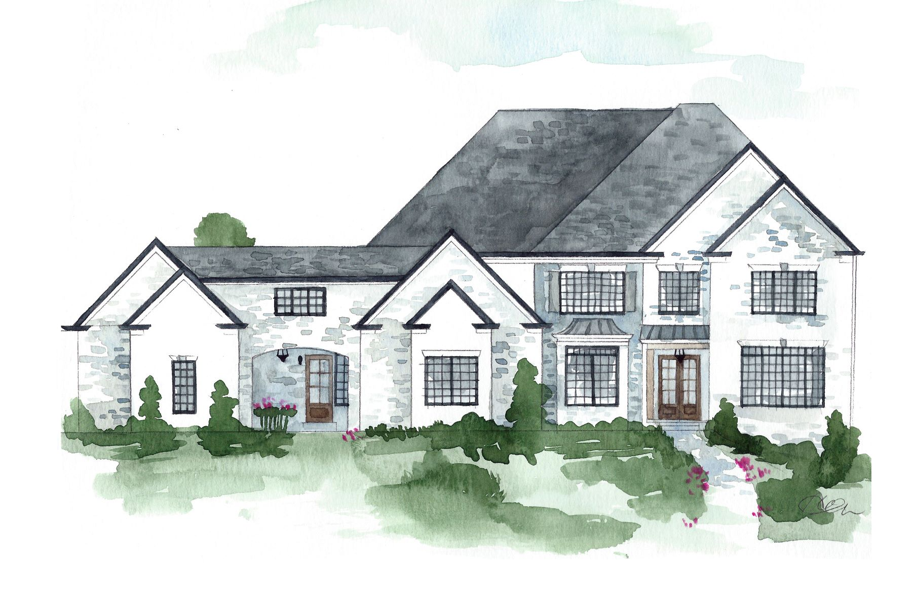 獨棟家庭住宅 為 出售 在 1004 Coronado Drive NW Buckhead, Atlanta, 喬治亞州, 30327 美國