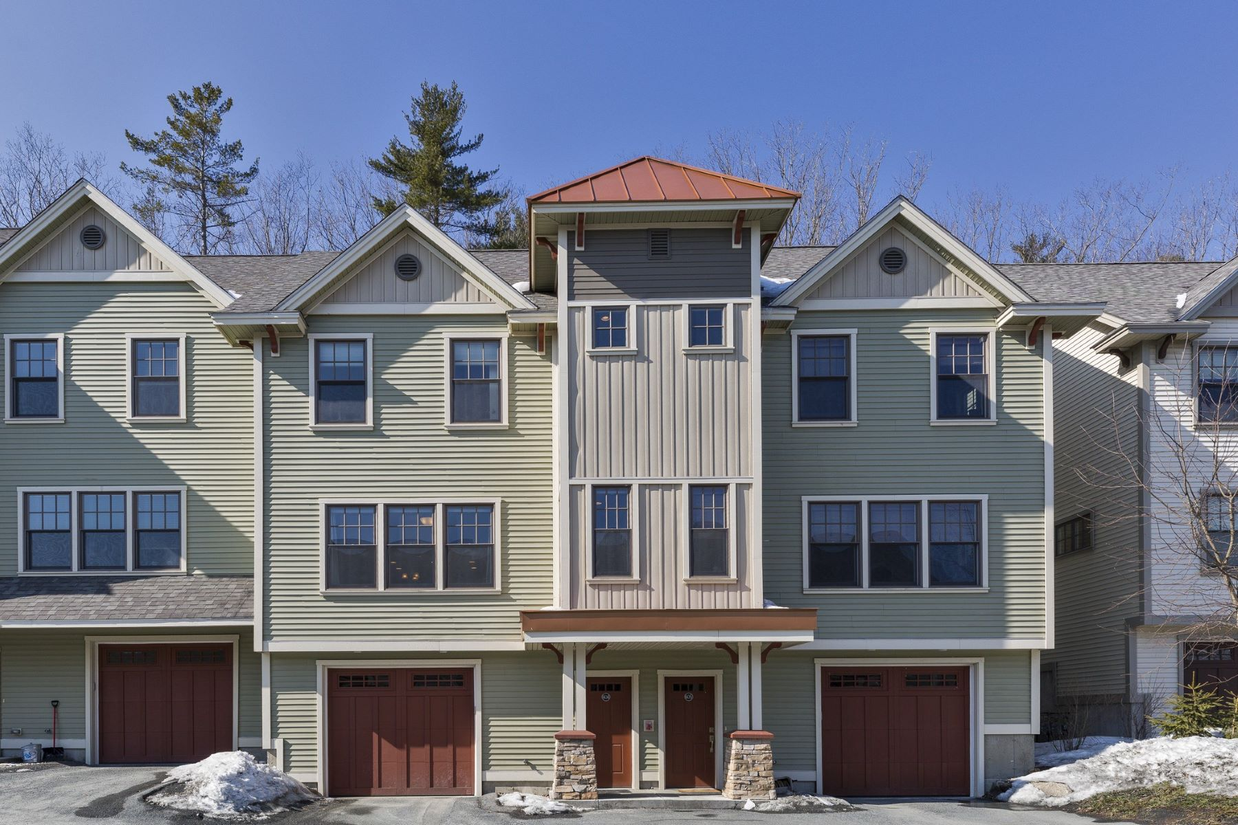 Condominium for Sale at Quarry Hill Condo 337 Mount Support Rd 604 Lebanon, New Hampshire 03766 United States