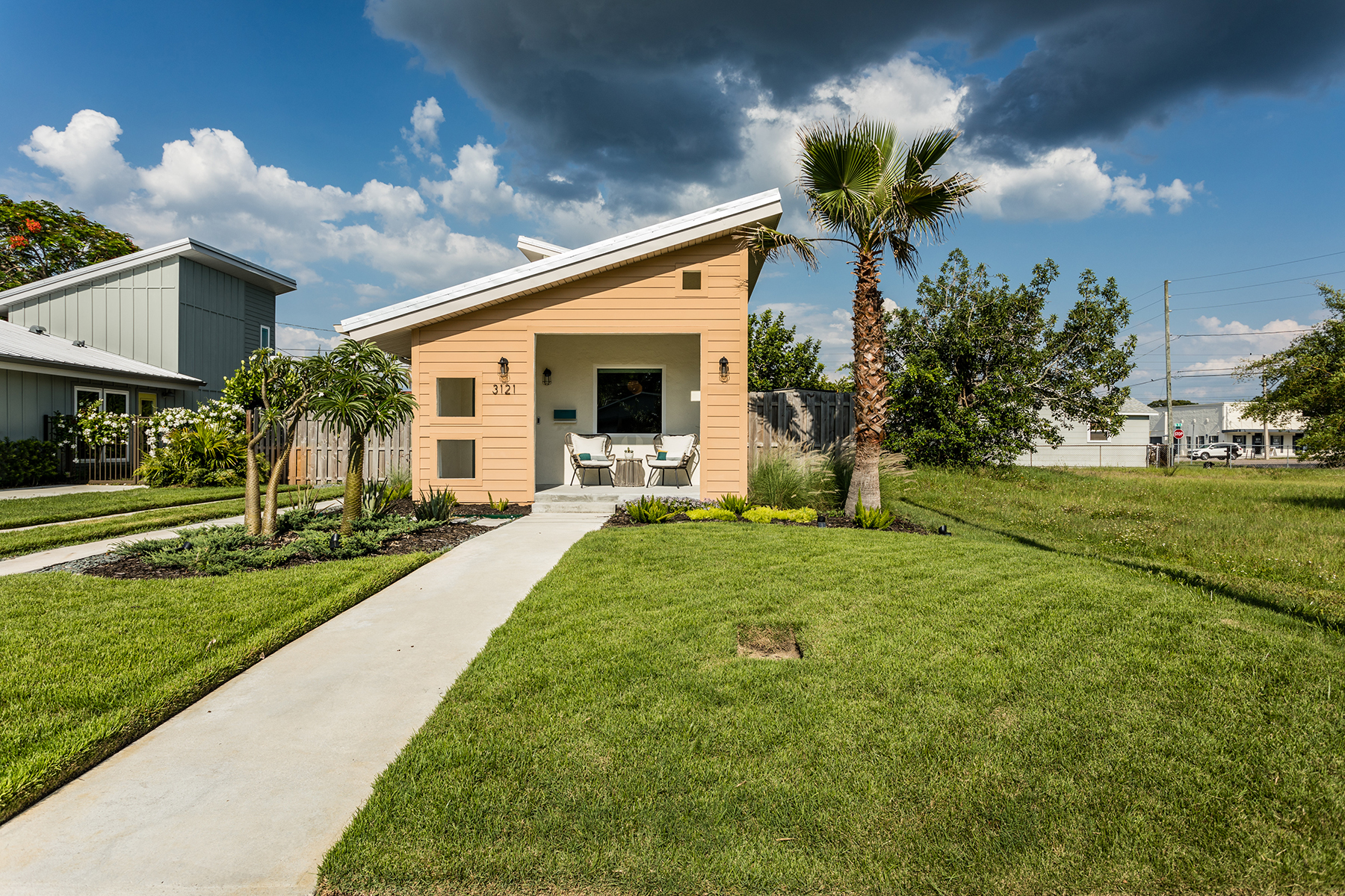 single family homes for Active at 3121 Prescott St N St. Petersburg, Florida 33713 United States