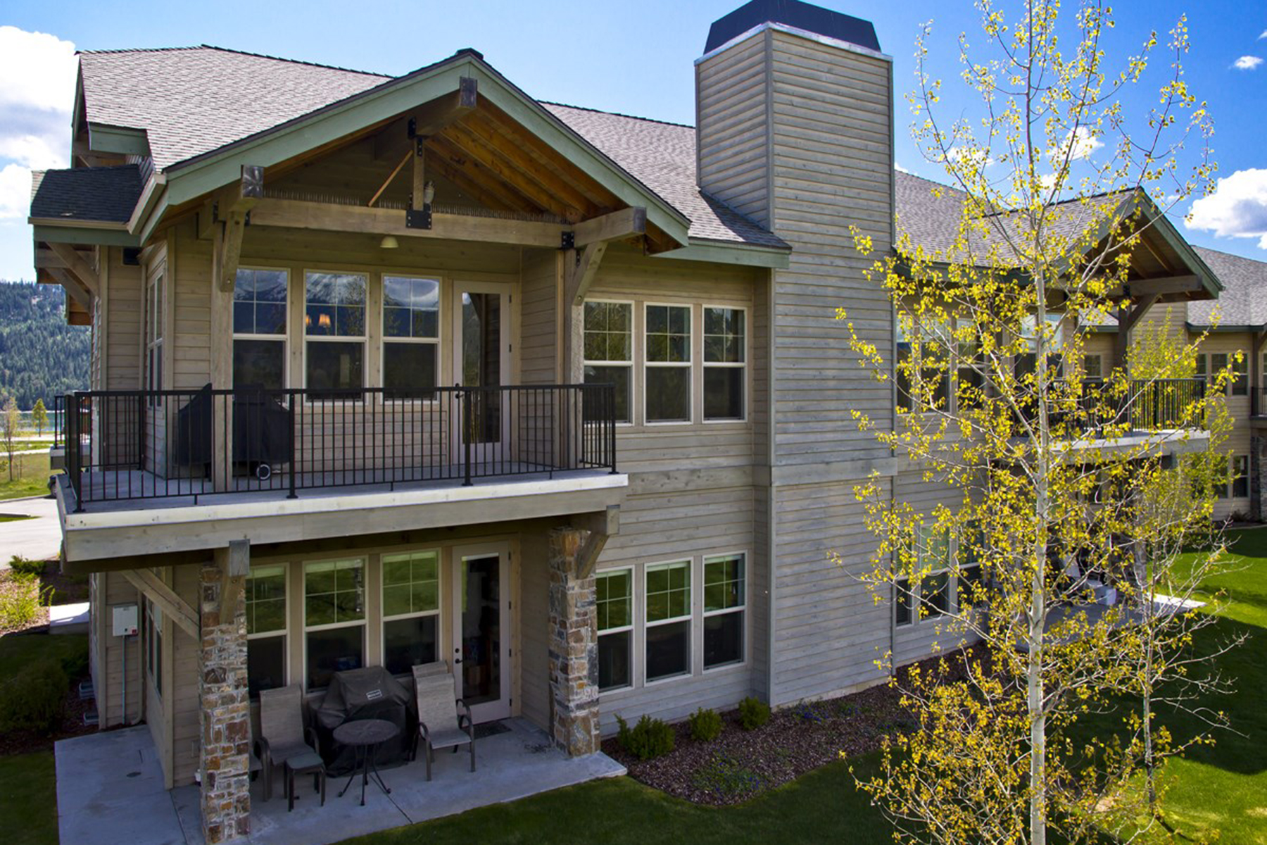Condominium for Sale at Bayside South Condominiums 502 Guthrie Place 124 Dover, Idaho, 83825 United States