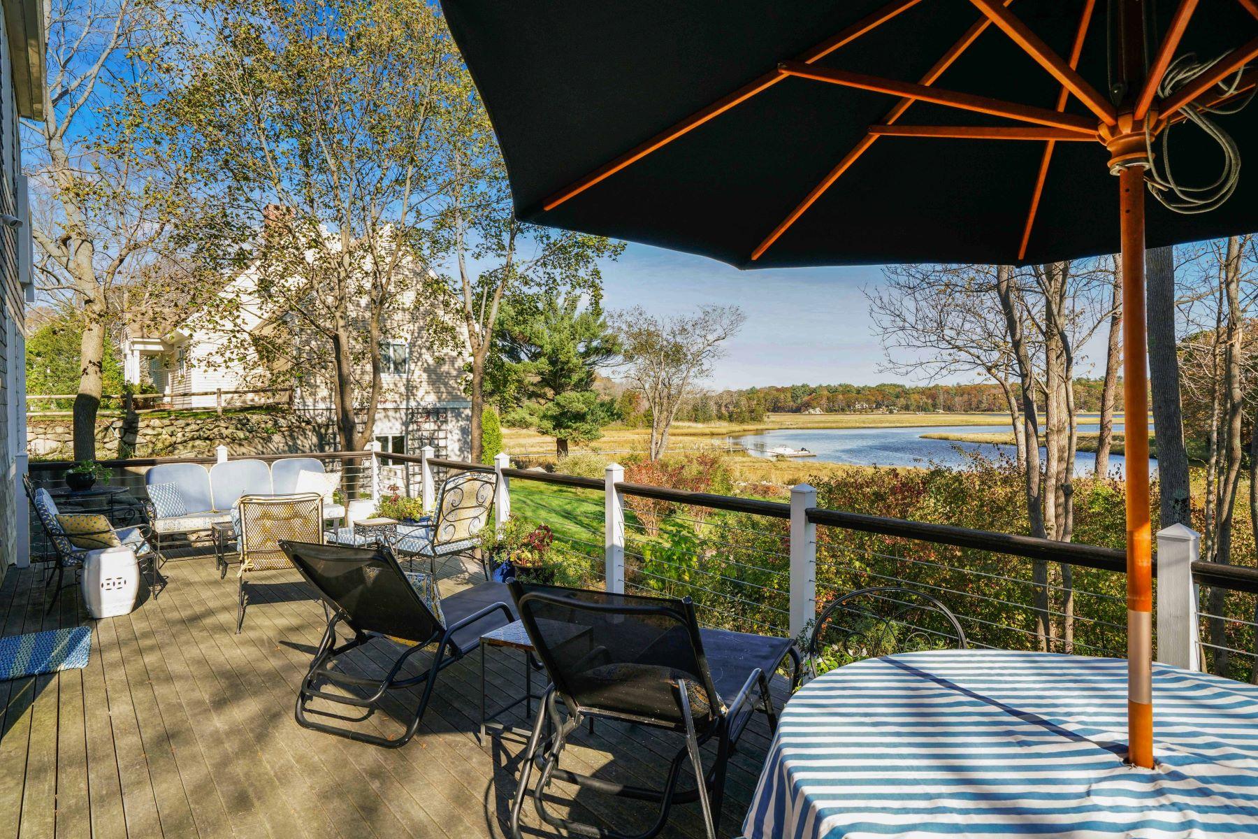 一戸建て のために 売買 アット Stunning Gulph River Cape 418 South Main Street, Cohasset, マサチューセッツ, 02025 アメリカ合衆国