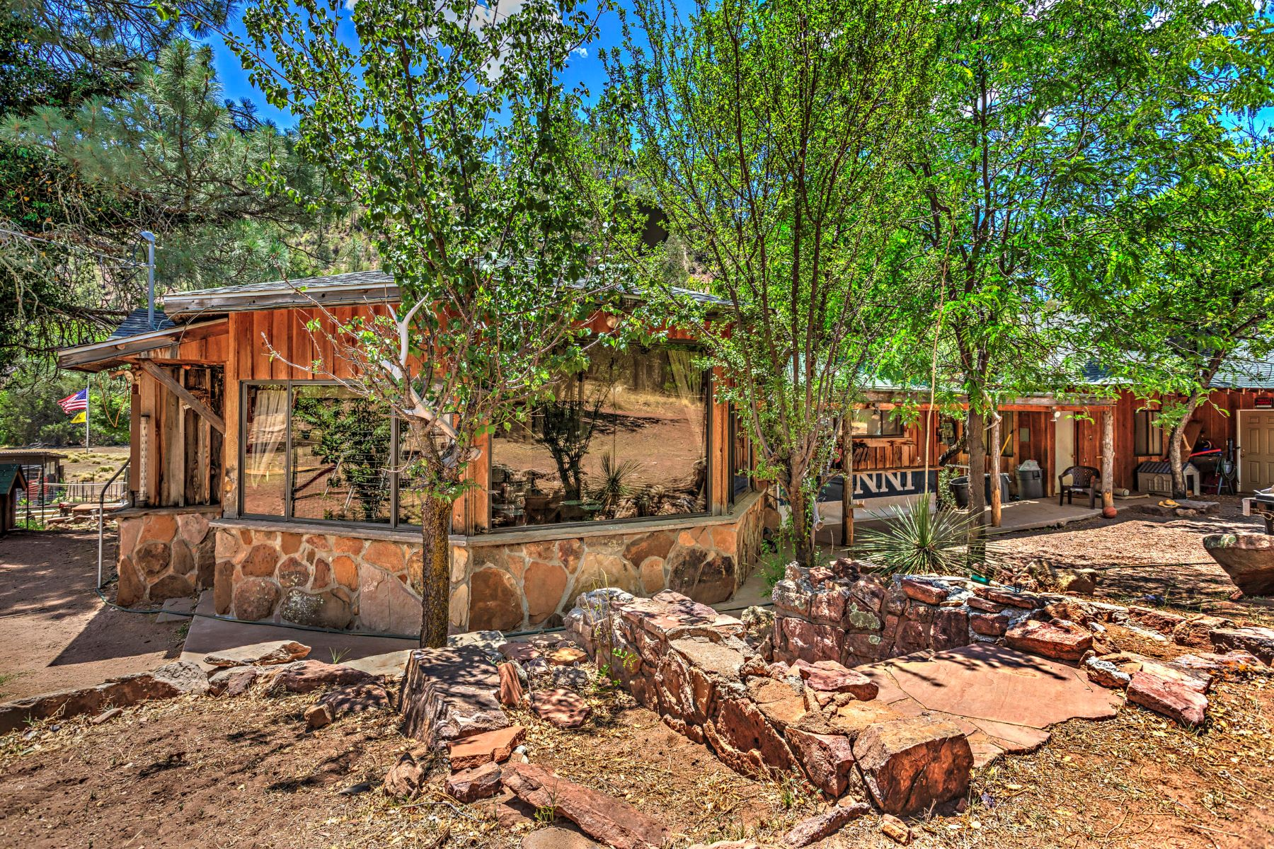 single family homes for Active at Historic Cold Springs Ranch 1965 S FSR 420 Payson, Arizona 85541 United States