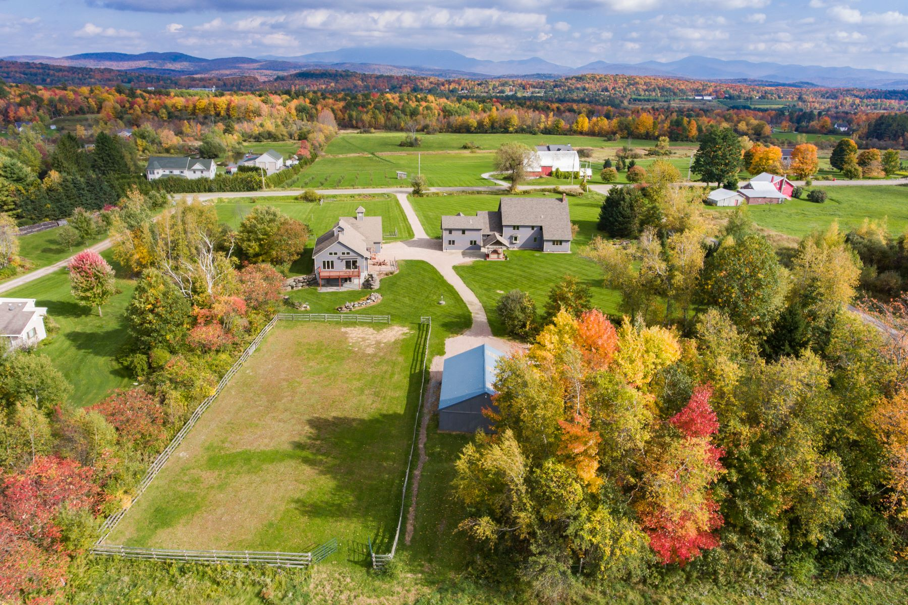 Single Family Home for Sale at 108 Brigham Hill Road, Essex 108 Brigham Hill Rd Essex, Vermont 05452 United States