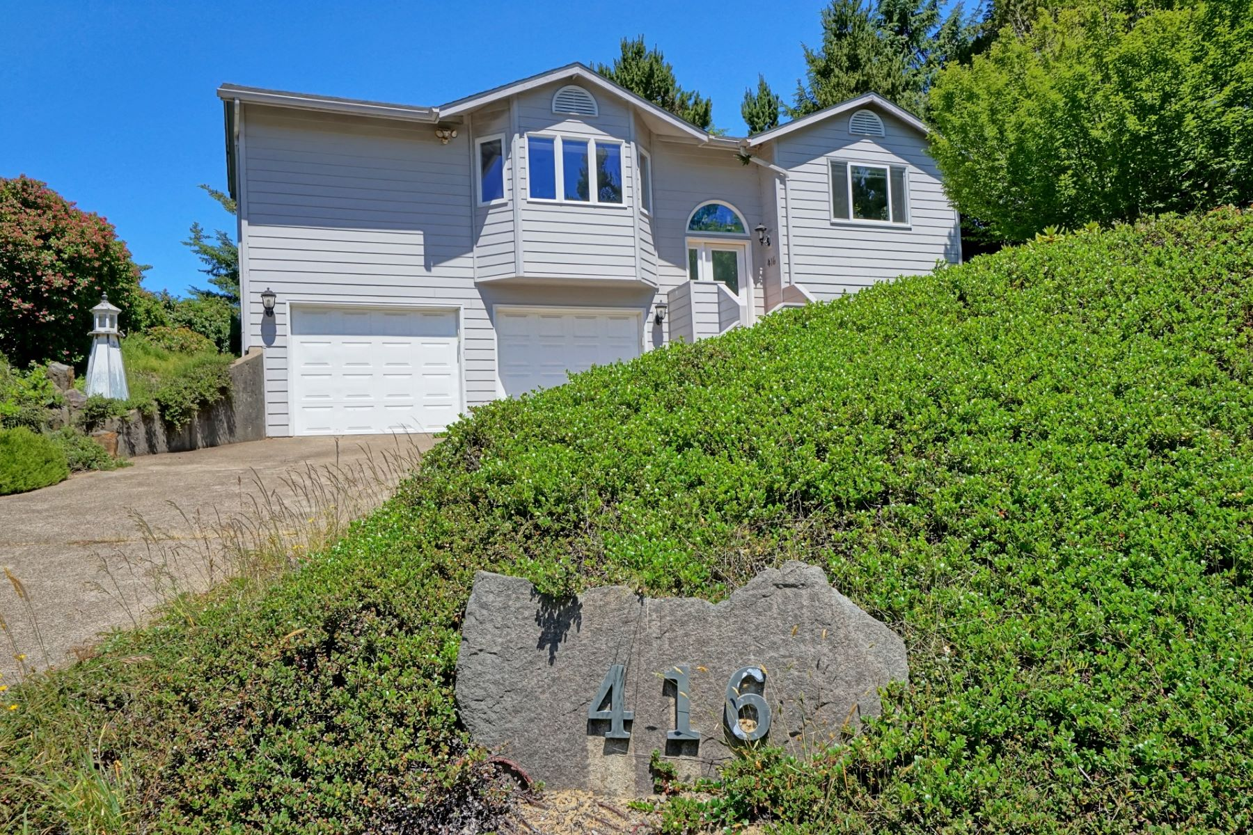 Single Family Homes 為 出售 在 Executive Oceanview Home 416 NW 19th St, Newport, 俄勒岡州 97365 美國