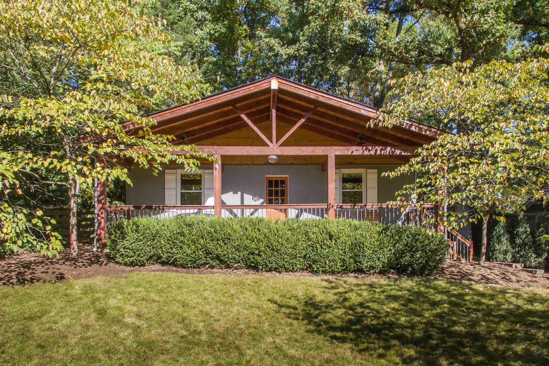 واحد منزل الأسرة للـ Sale في 1433 Gentry Lane Charlottesville, Virginia, 22903 United States