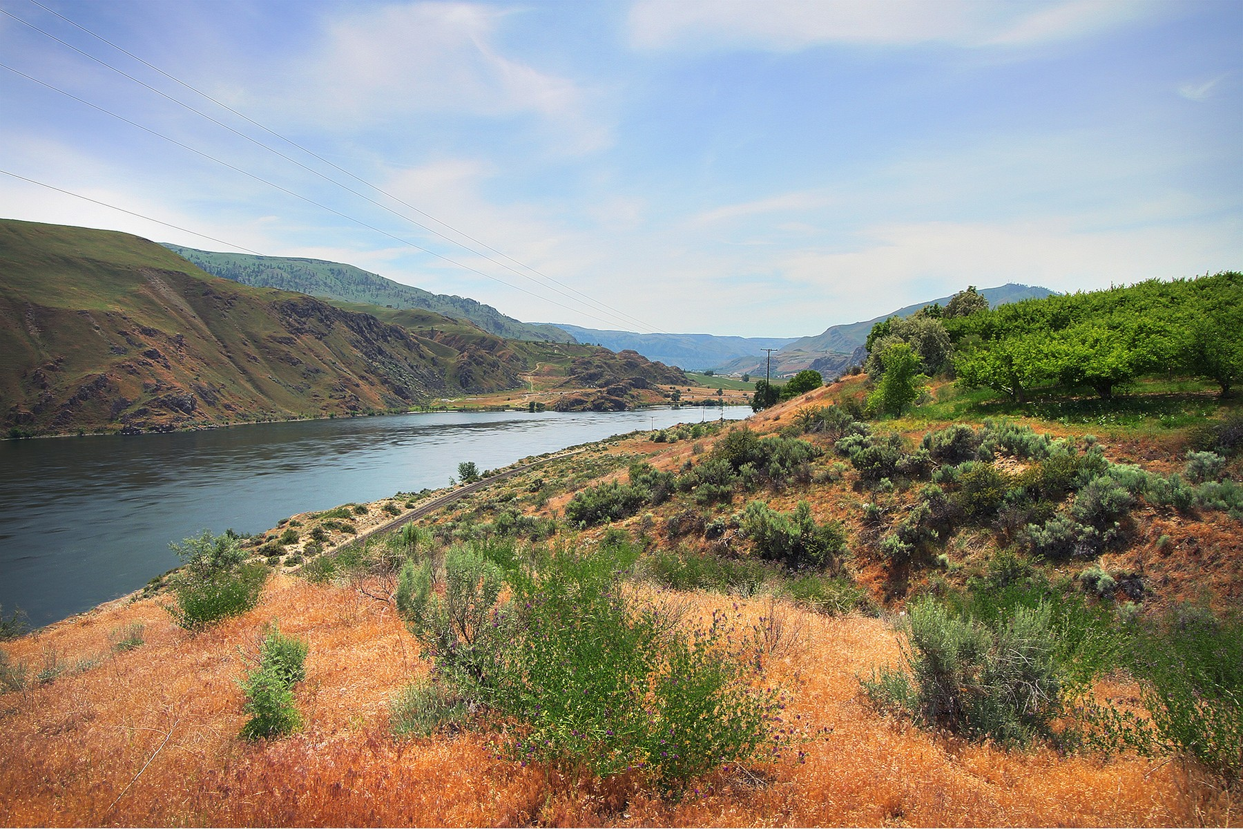 Additional photo for property listing at Chelan 355 Hwy 97 Hwy #365 Chelan, Вашингтон 98816 Соединенные Штаты