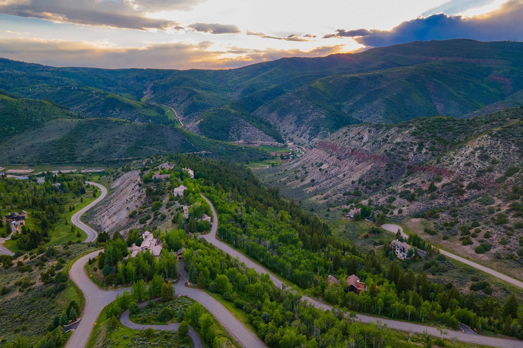 土地 のために 売買 アット Beautiful homesite with epic unobstructed and panoramic views of Cordillera 76 Rue Du Prince, Edwards, コロラド 81632 アメリカ