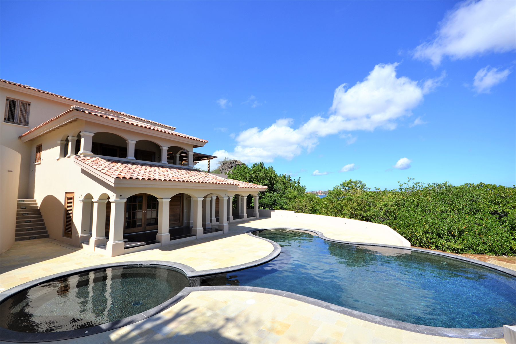 Additional photo for property listing at Seru Boca Estate Waterfront Villa 4 Other Cities In Curacao, Cities In Curacao Curacao