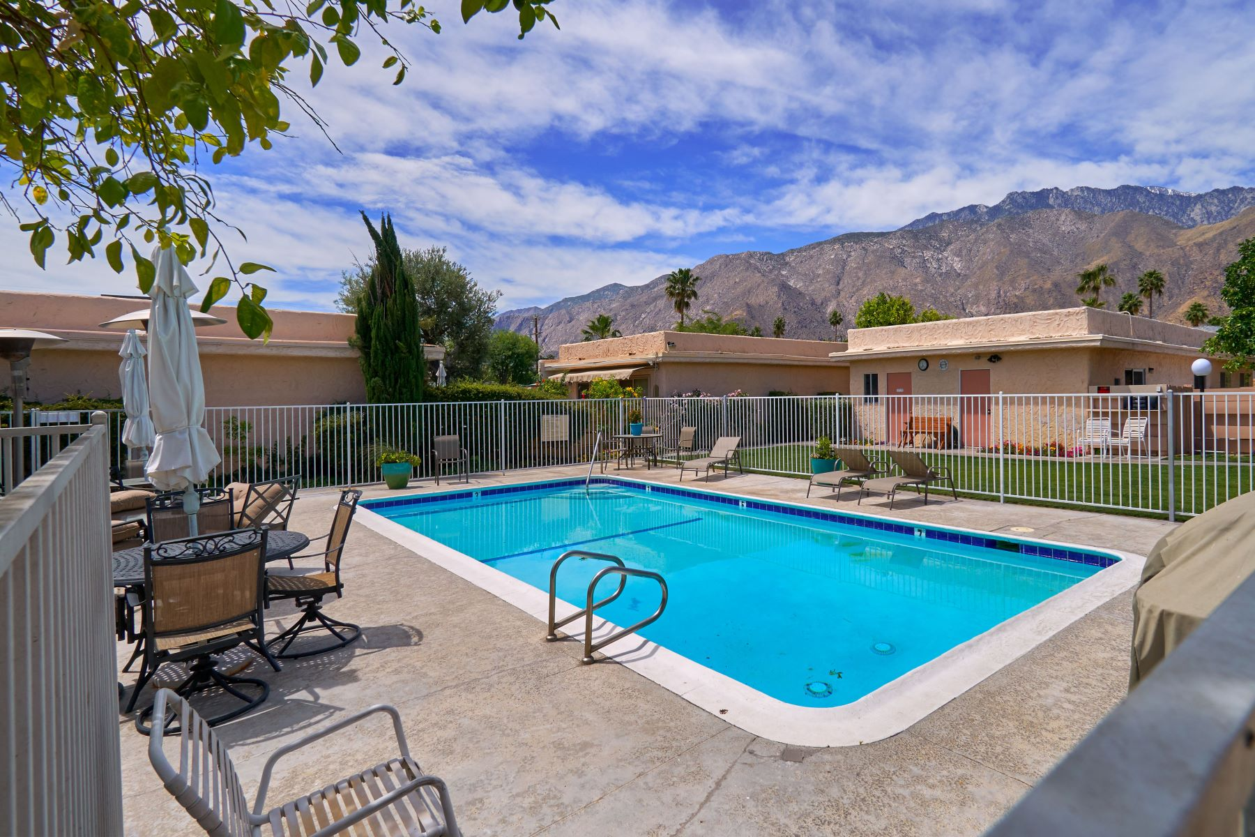 Condominium for Sale at 821 E Vista Chino 821 E Vista Chino #1 North Palm Springs, California, 92260 United States
