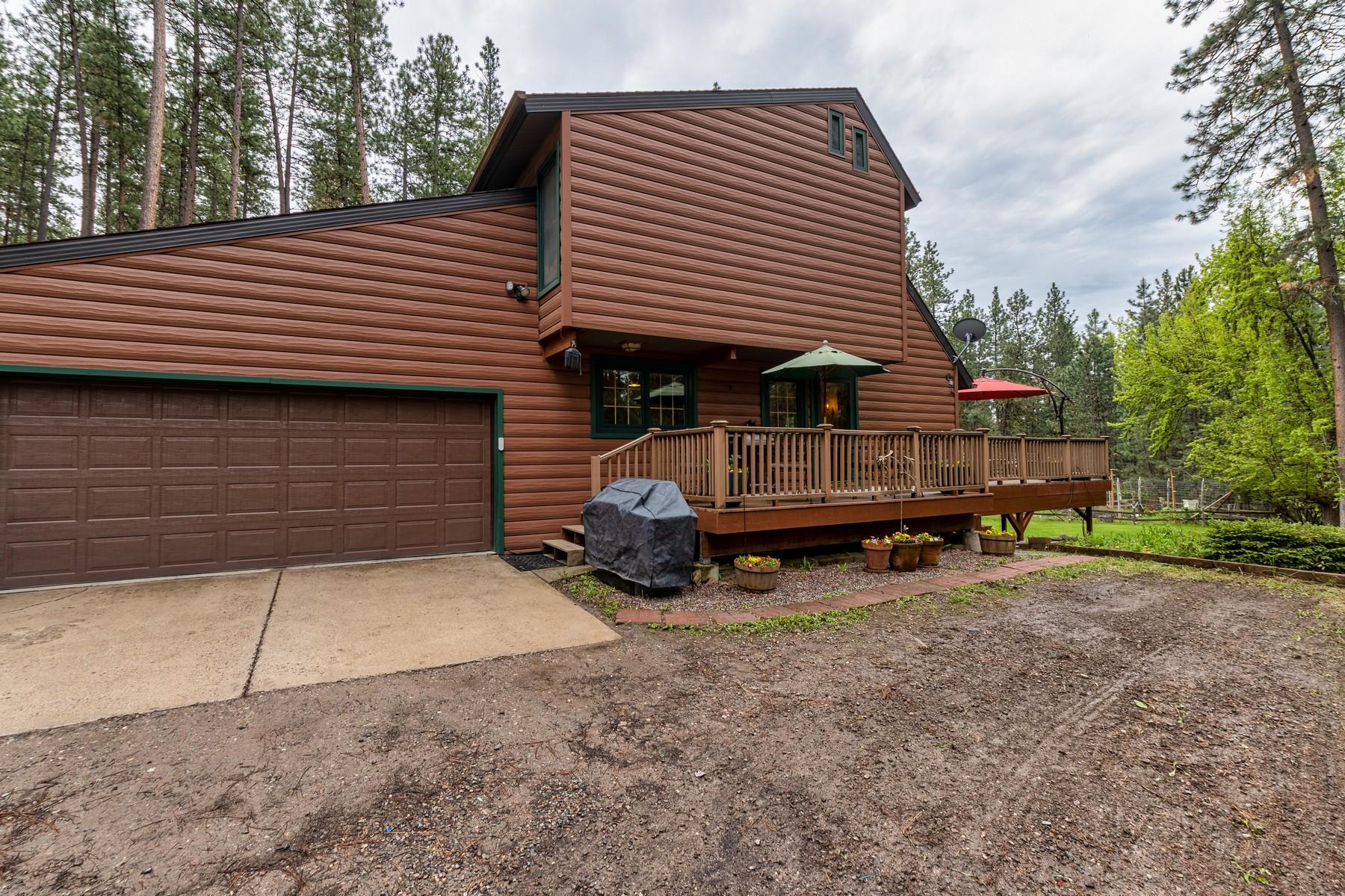Single Family Homes per Vendita alle ore Frenchtown, Montana 59834 Stati Uniti