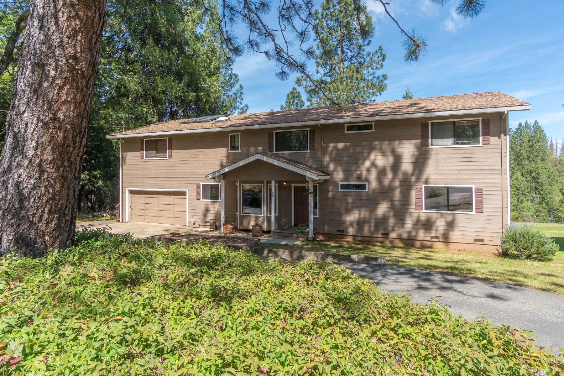 Частный односемейный дом для того Продажа на 14601 Raven Road, Pioneer Pioneer, Калифорния 95666 Соединенные Штаты