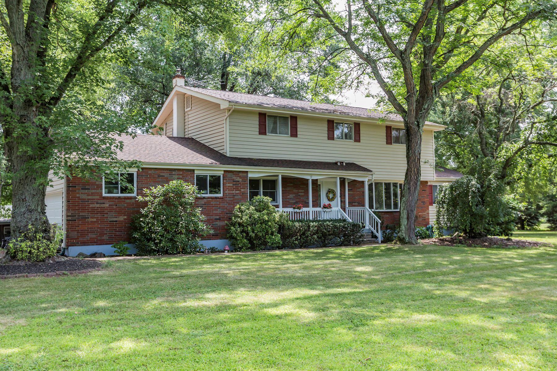 一戸建て のために 売買 アット Sure To Surprise And Delight - East Amwell Township 50 Rainbow Hill Road Flemington, ニュージャージー 08822 アメリカ合衆国