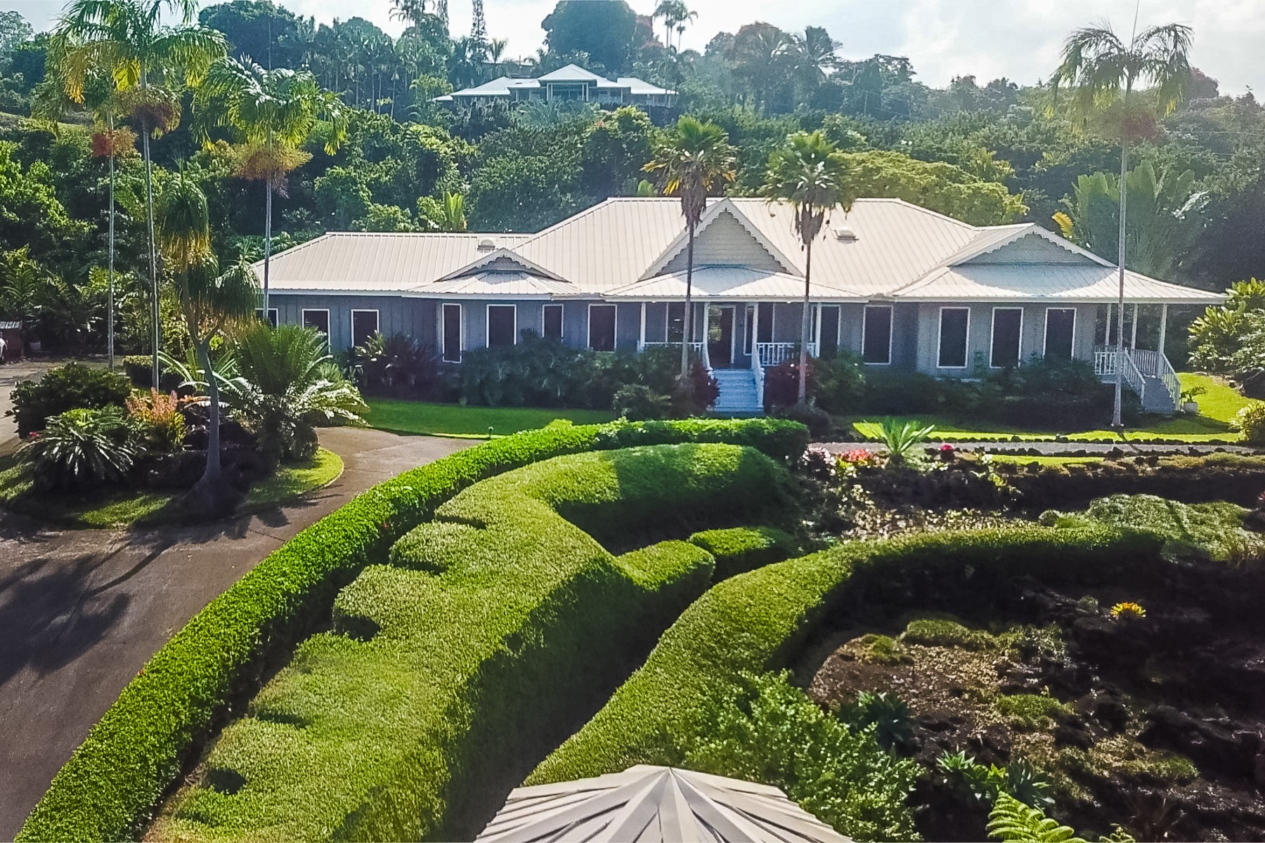 Casa Unifamiliar por un Venta en Maluhia Mauka 75-108 Lolo Ln, Kailua-Kona, Hawaii, 96740 Estados Unidos
