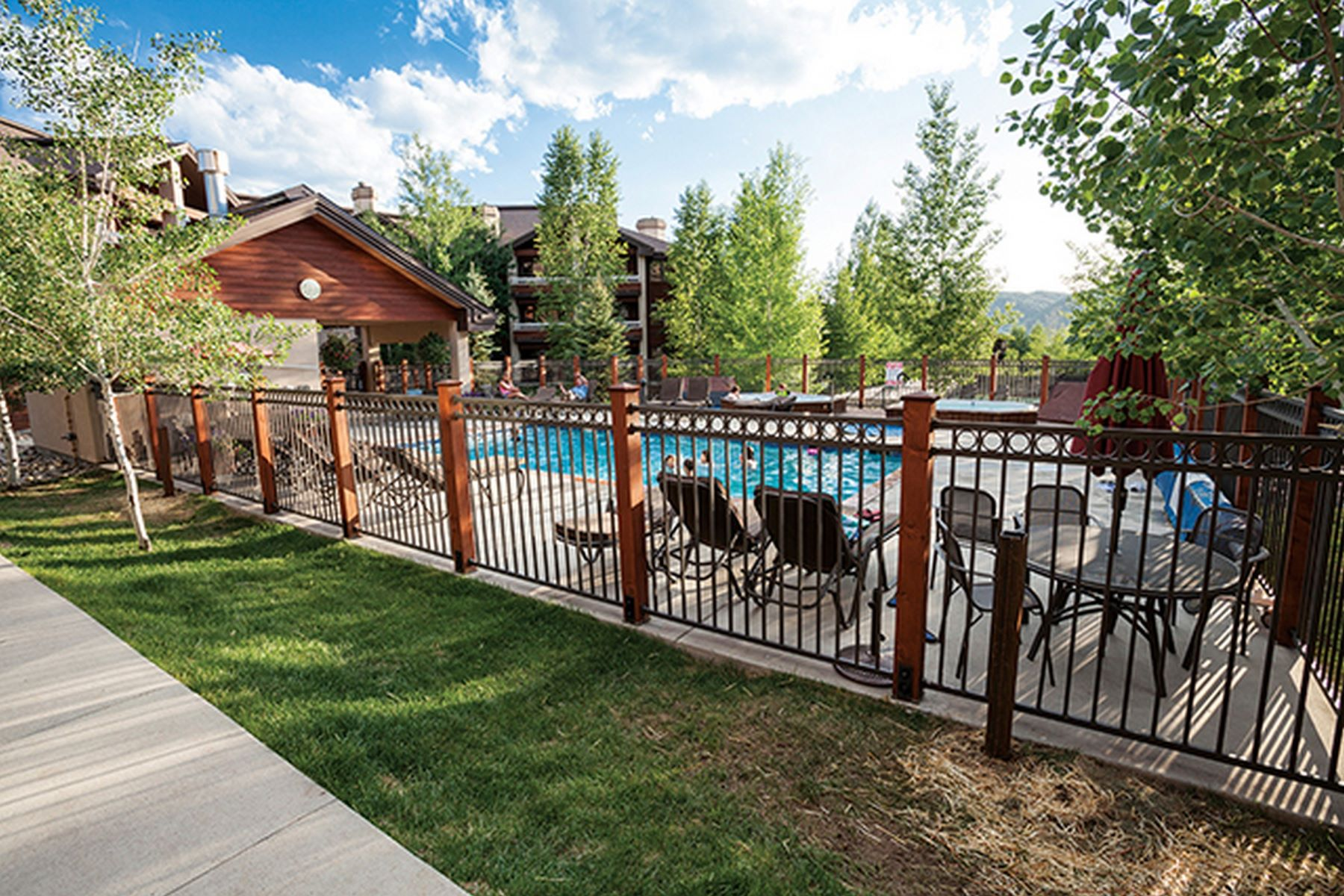 Condominium for Sale at Toast Everyday At Champagne Lodge ~ Trappeur's Crossing Resort 1825 Medicine Springs Dr. #3110 Steamboat Springs, Colorado 80487 United States