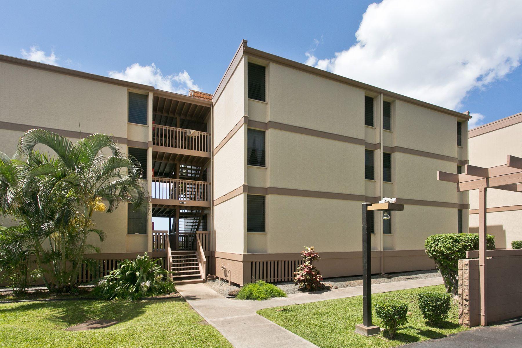 Townhouse for Sale at Makaha Living 84-664 Ala Mahiku St #194C Makaha, Waianae, Hawaii, 96792 United States