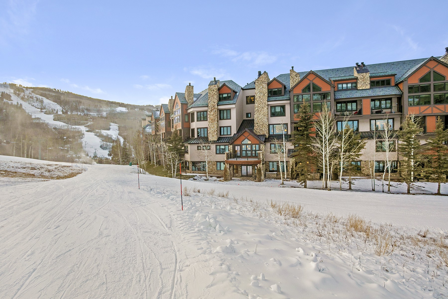 Condominium for Active at Highlands Slopeside #210 96 Highlands Ln #210 Beaver Creek, Colorado 81620 United States