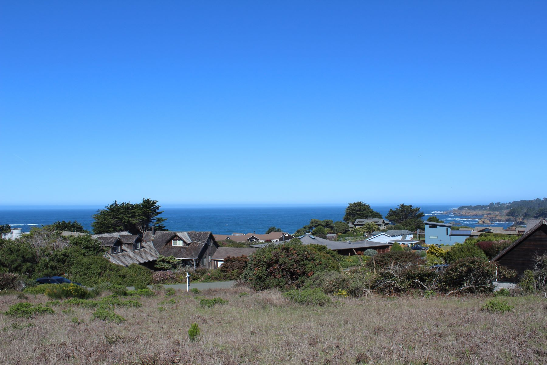 Land for Sale at Enjoy All That Mendocino Has To Offer 10980 Palette Drive Mendocino, California 95460 United States