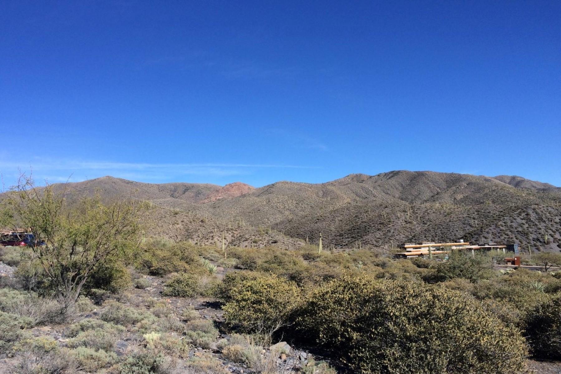 土地 為 出售 在 4 acre home site in the Private Gated Community of Desert Mountain 42770 N Old Corral Rd #332, Scottsdale, 亞利桑那州, 85262 美國