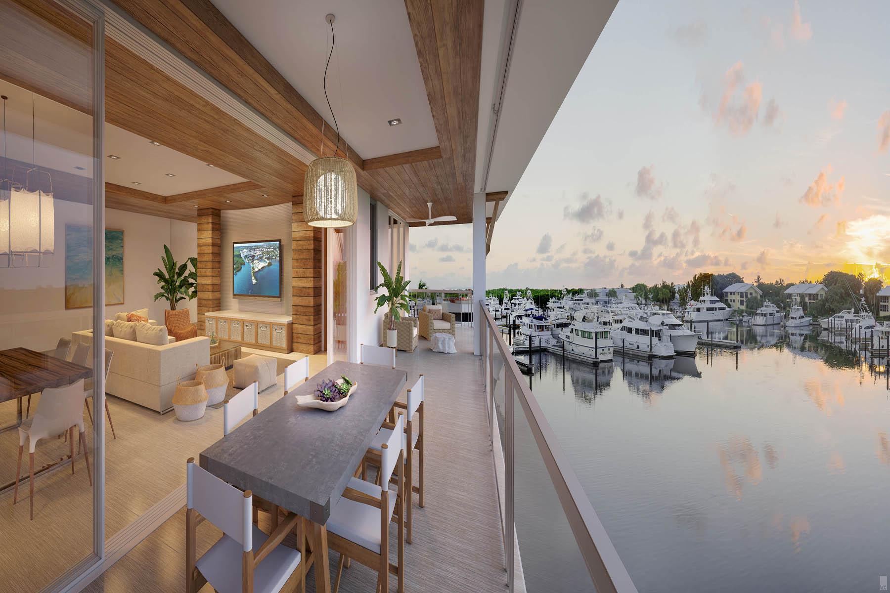 Eigentumswohnung für Verkauf beim Breathtaking Condominium at Ocean Reef Club 121 Beach Road #308 Key Largo, Florida 33037 Vereinigte Staaten
