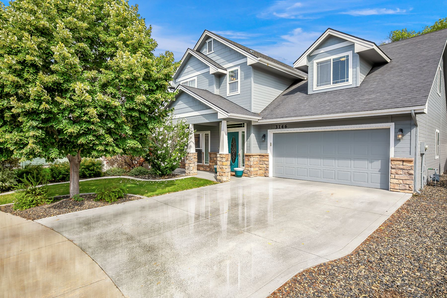 Single Family Homes pour l Vente à 3146 Savia Place, Meridian 3146 Savia Pl Meridian, Idaho 83616 États-Unis