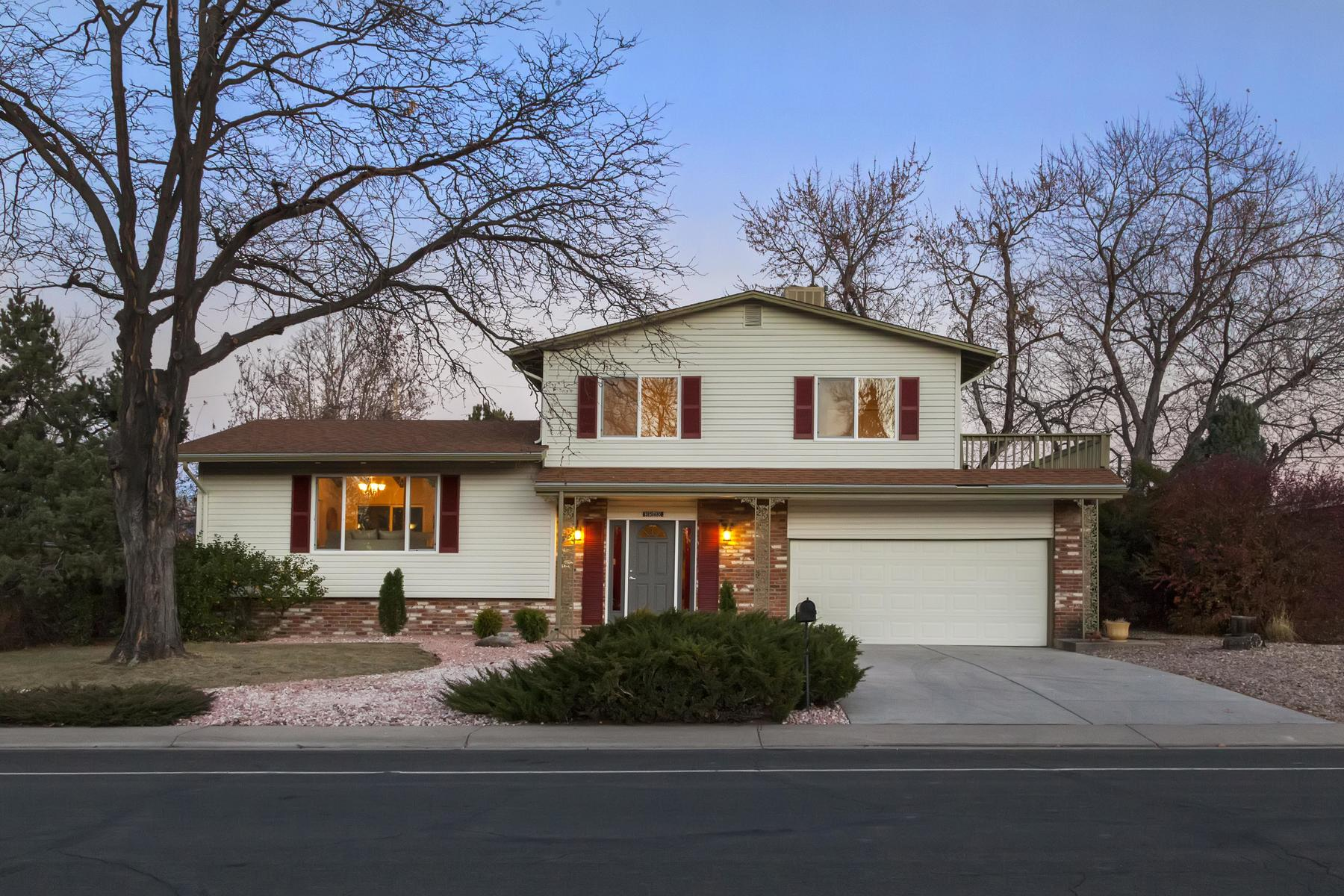 Single Family Home for Active at Newly remodeled! 3560 Ward Road Wheat Ridge, Colorado 80033 United States