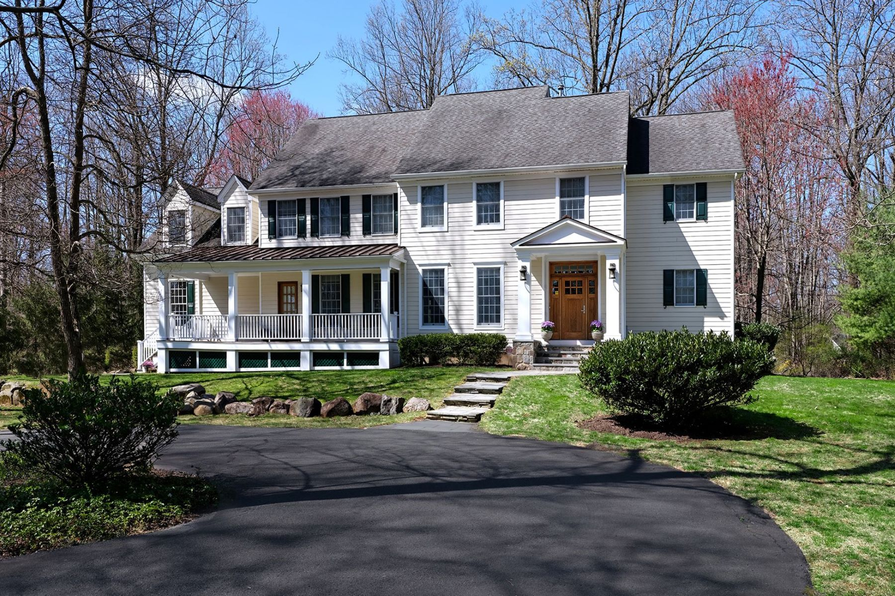 Single Family Homes for Rent at A True Beauty With Many Recent Improvements 656 Cherry Hill Road, Princeton, New Jersey 08540 United States