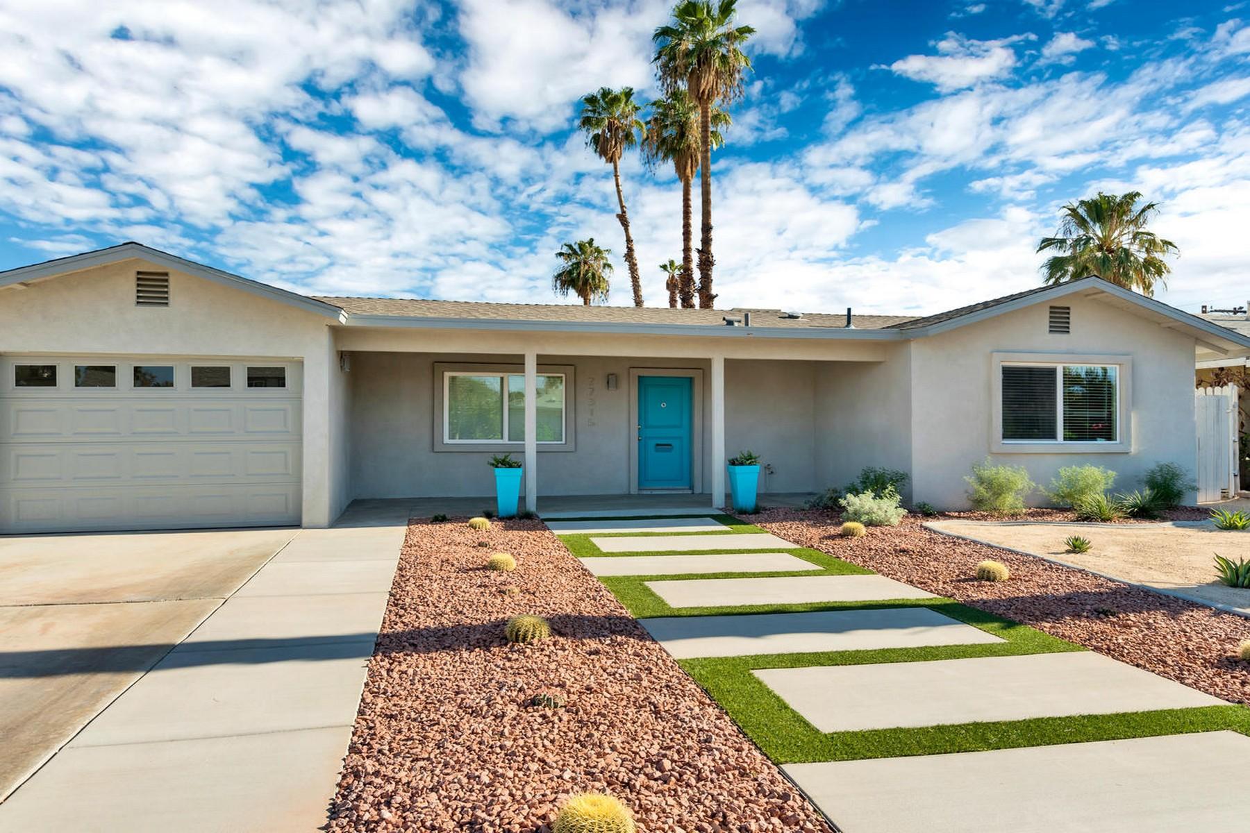 独户住宅 为 销售 在 77315 Missouri Drive Palm Desert, 加利福尼亚州, 92211 美国