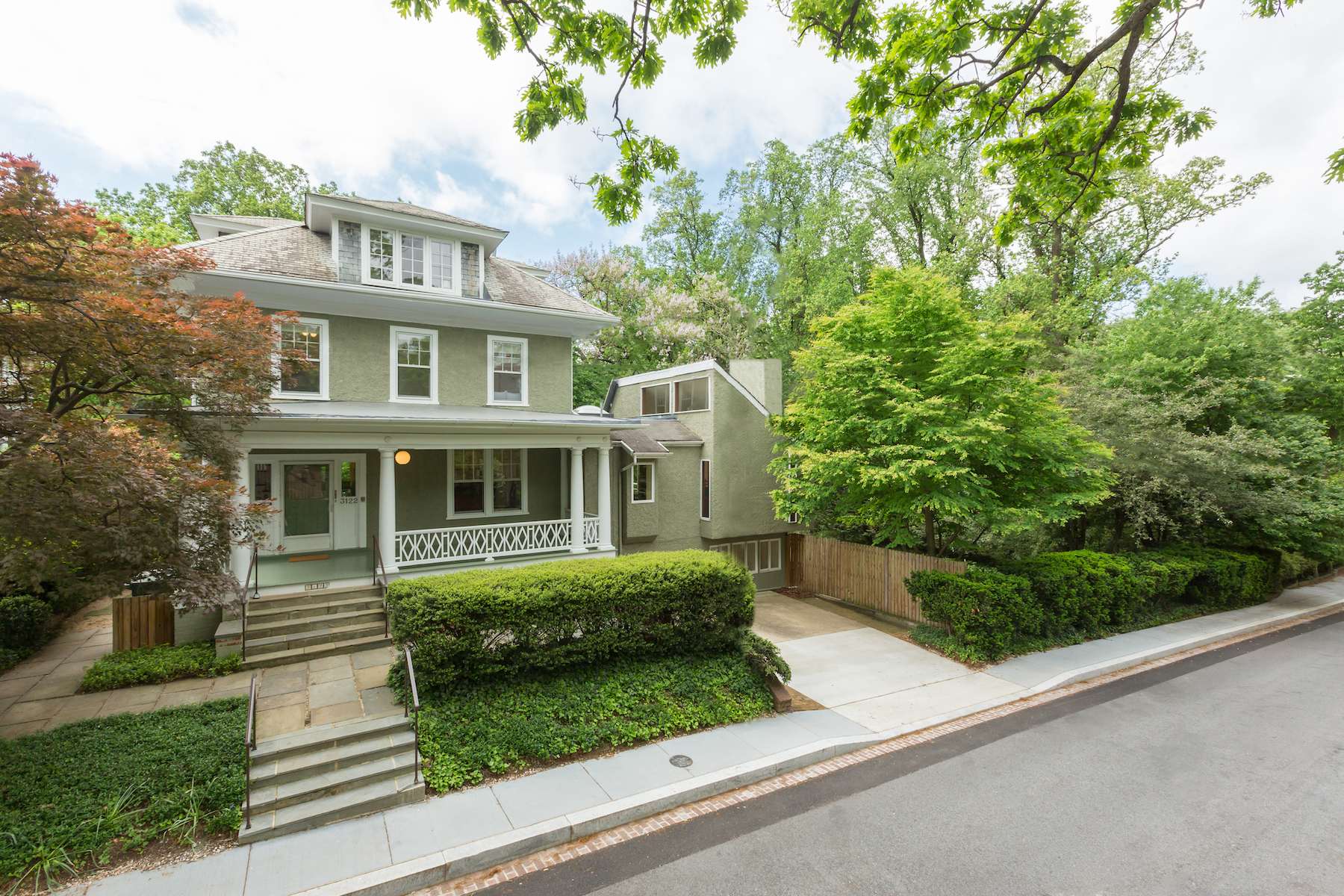 Single Family Home for Sale at 3122 Newark Street Nw, Washington Cleveland Park, Washington, District Of Columbia, 20008 United States