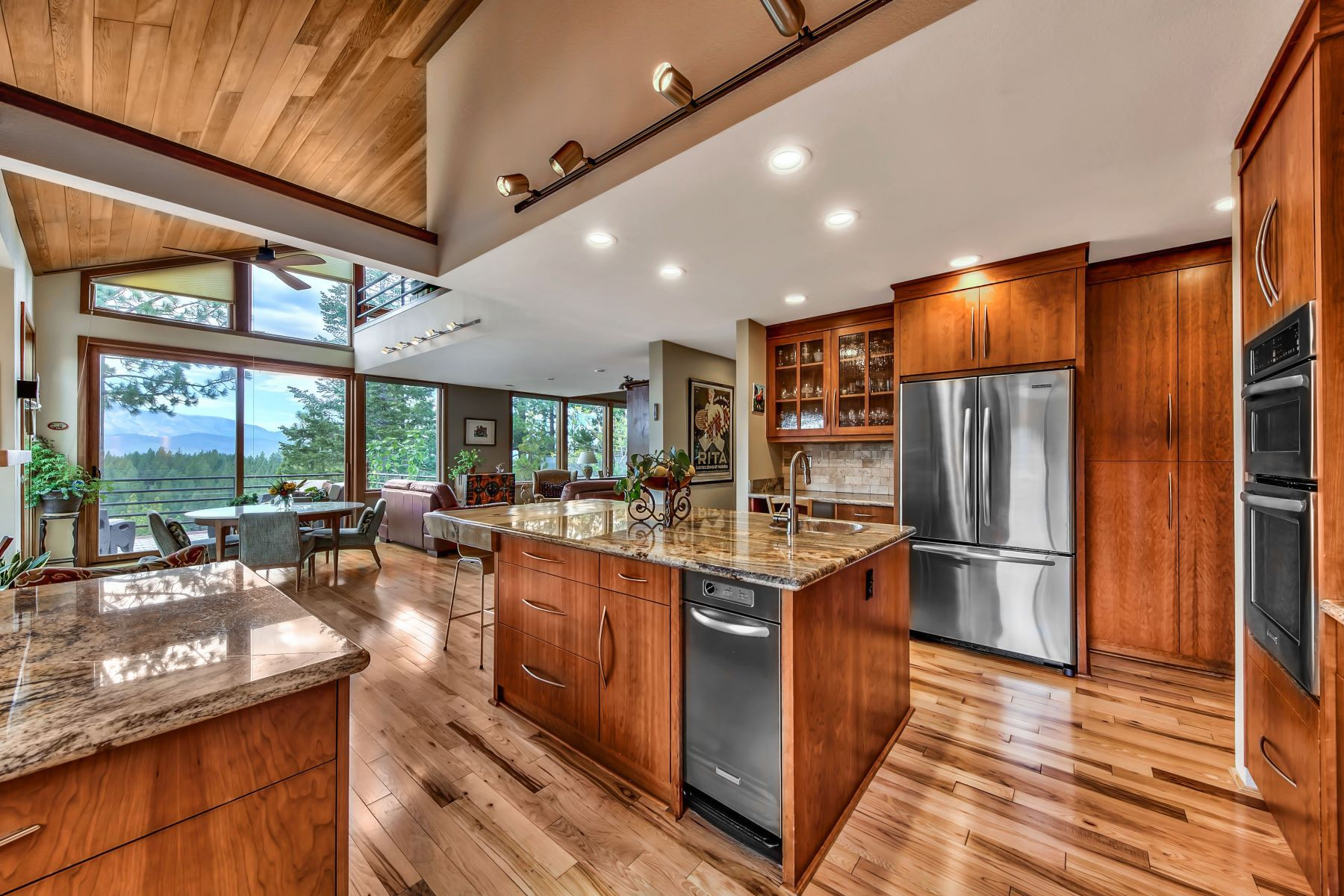 Additional photo for property listing at Views and Privacy! 2245 Del Norte Street South Lake Tahoe, California 96150 United States