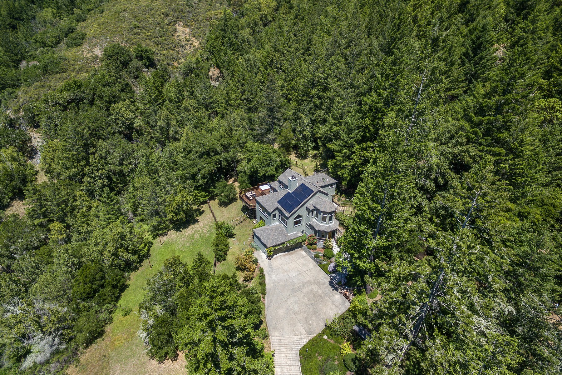 Single Family Homes for Sale at Nicasio Luxe 130 Camino Margarita Nicasio, California 94946 United States