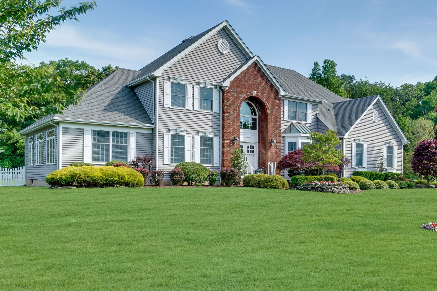 Single Family Homes for Sale at Seven Oaks 234 Pin Oak Road, Freehold, New Jersey 07728 United States
