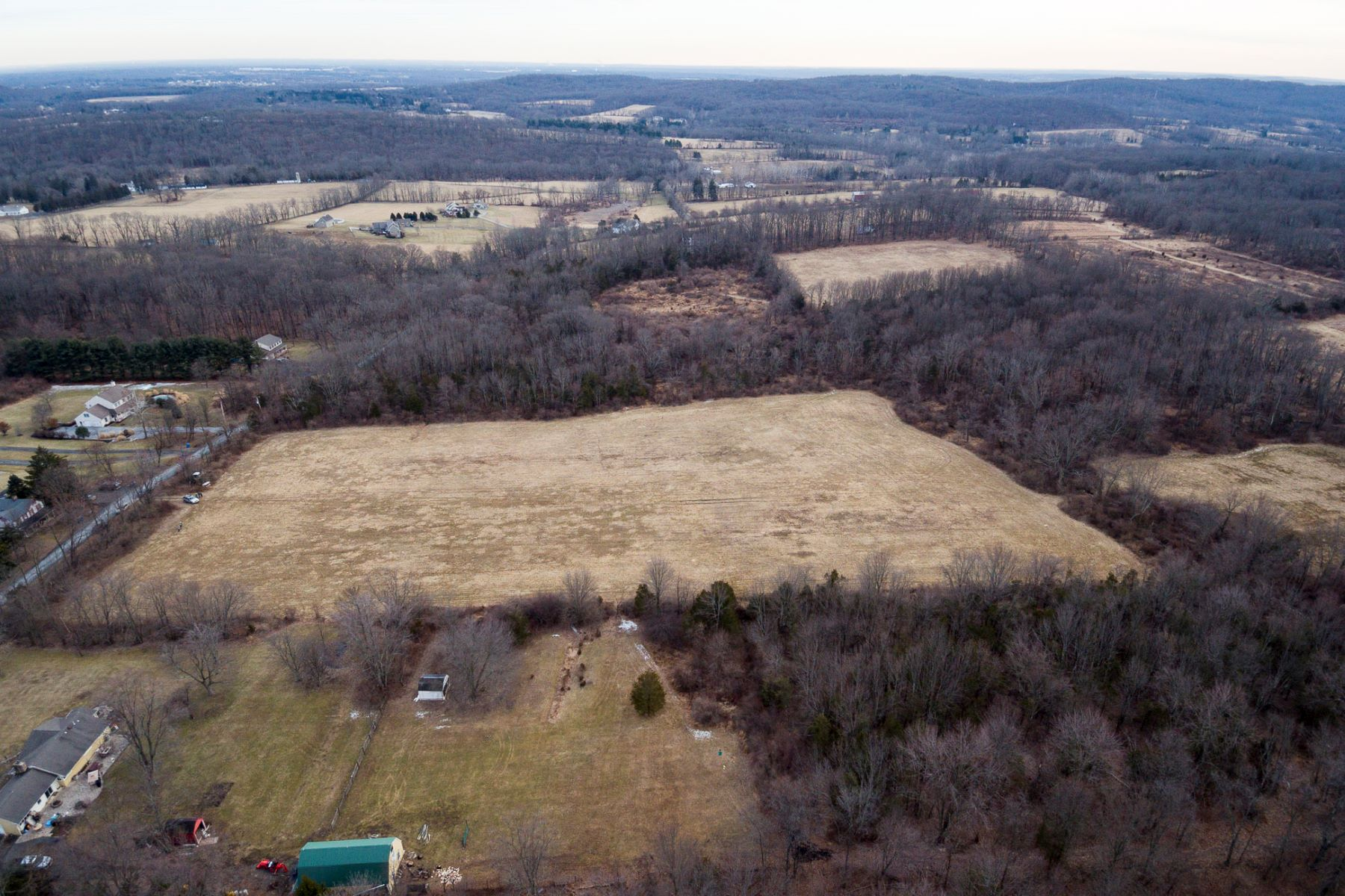Additional photo for property listing at Remarkable 42 Acres in Southern West Amwell Township 21 Wilson Road, Lambertville, New Jersey 08530 United States
