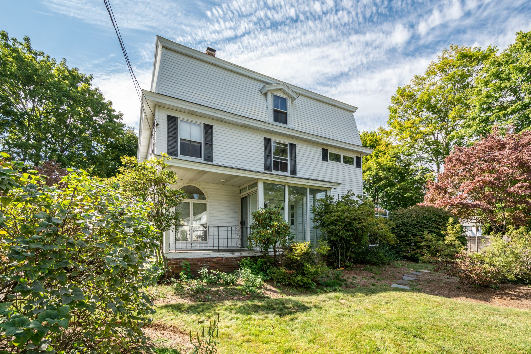 Single Family Homes for Sale at 5 Winter Terr Framingham, Massachusetts 01702 United States