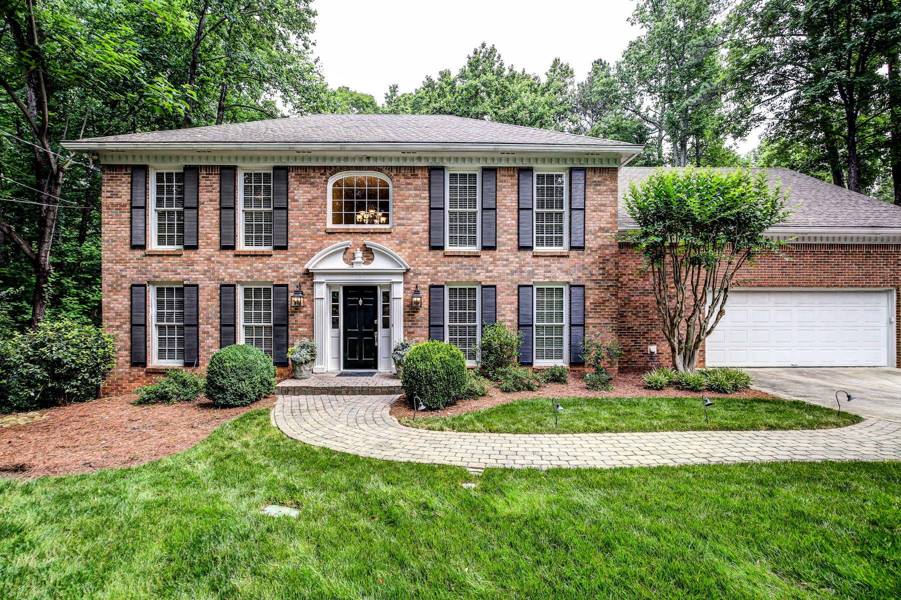 Single Family Home for Sale at Gorgeous, Move-in Ready Chastain Park Cul-de-sac Home 85 Tall Pines Court Chastain Park, Atlanta, Georgia, 30327 United States