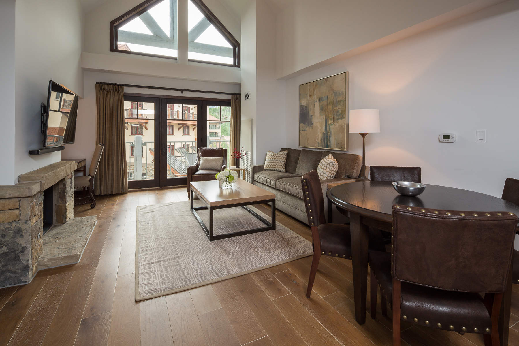 Condominium for Sale at Residence 434, Madeline Hotel & Residences 568 Mountain Village Boulevard, Residence 1404 Telluride, Colorado, 81435 United States