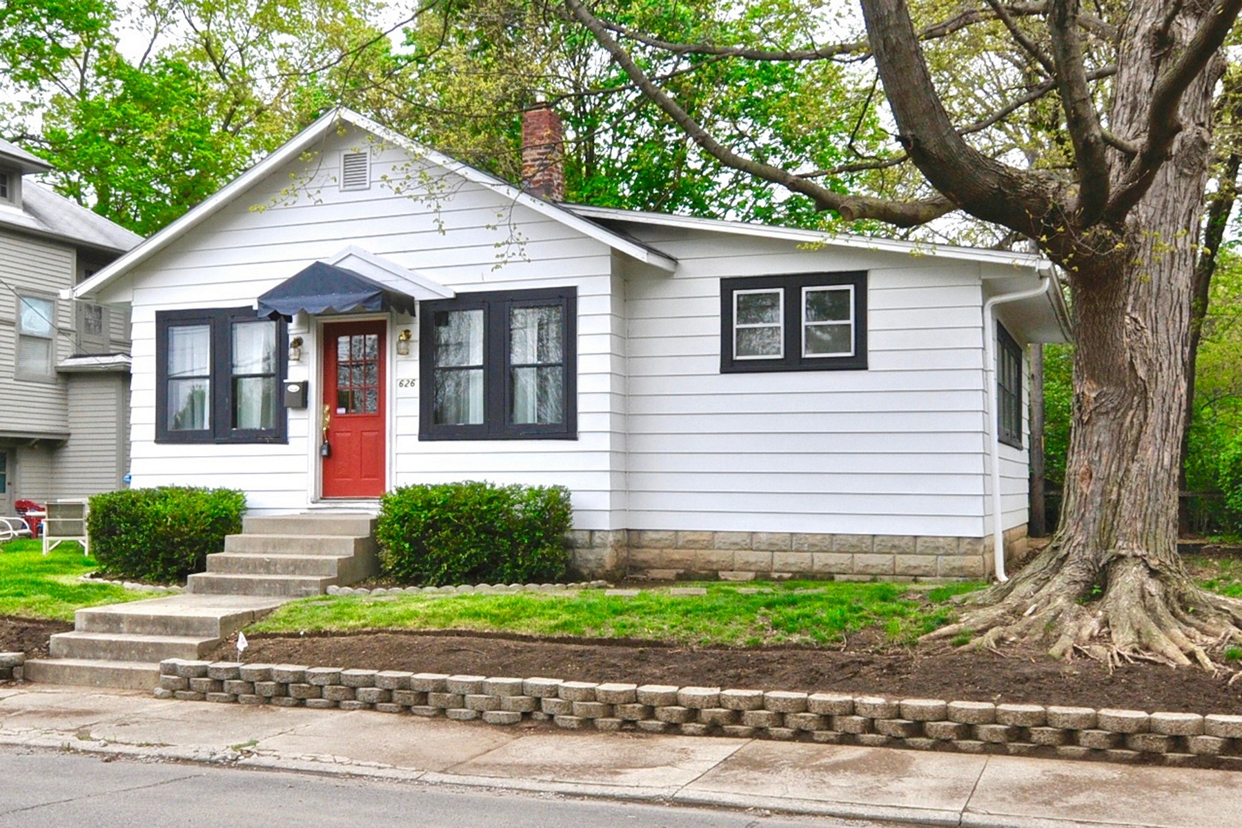 Single Family Home for Sale at Fantastic Broad Ripple Location 626 E. 61st Street Indianapolis, Indiana 46220 United States