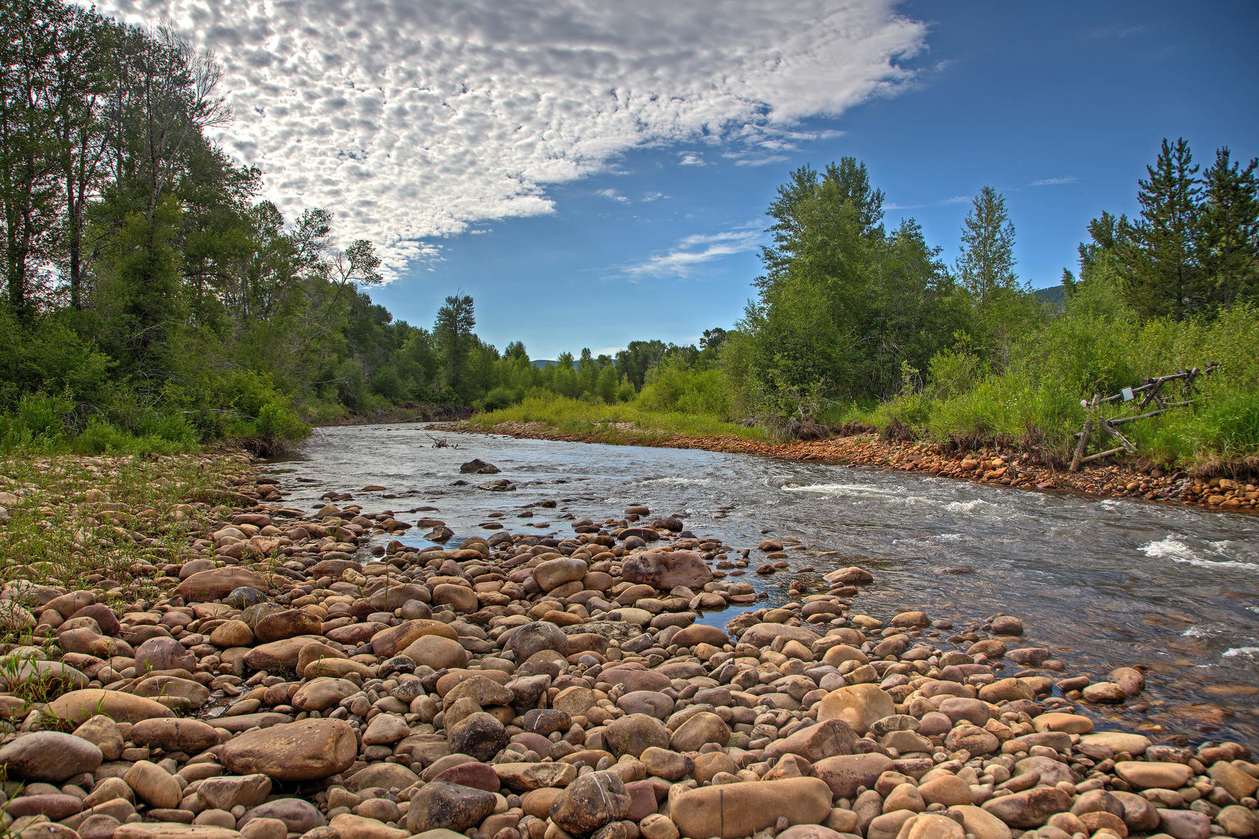 Land for Sale at Private, Fly Fishing River Frontage 0 Bench Creek Rd Woodland, Utah 84036 United States
