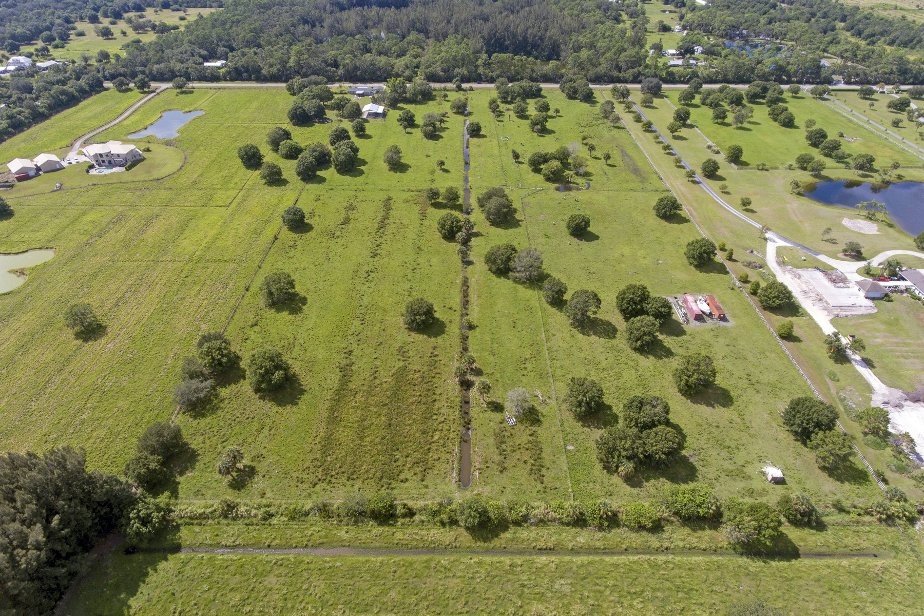 Land for Sale at Build your Dream Home on Twenty Acres 7010 45th Street Vero Beach, Florida 32967 United States