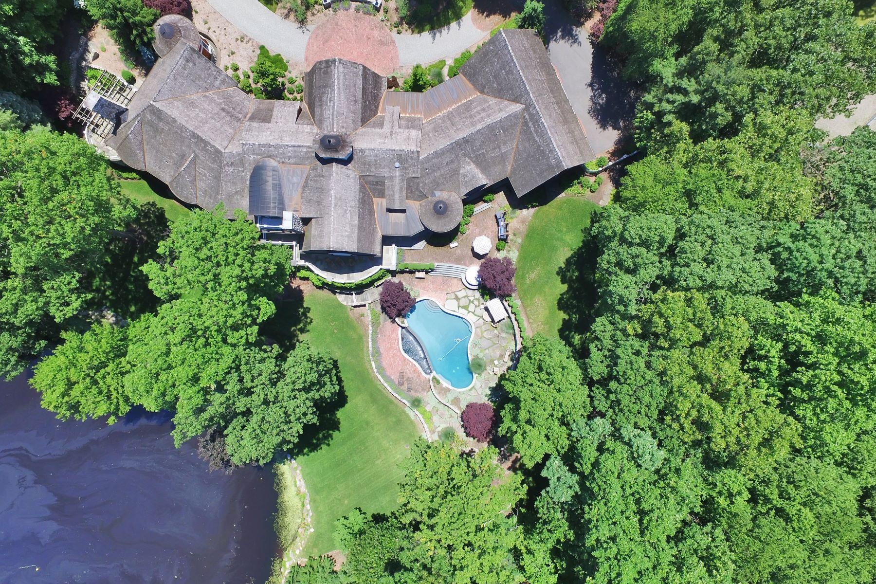 独户住宅 为 销售 在 Stunning Custom Built 876 Trailing Ridge Rd 富兰克林湖, 新泽西州 07417 美国