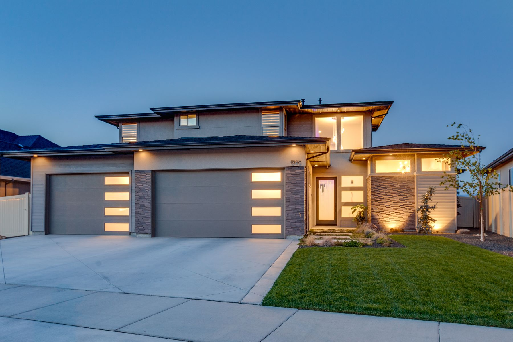 Single Family Homes por un Venta en 1040 Reflect Ridge Dr. Meridian, Idaho 83642 Estados Unidos