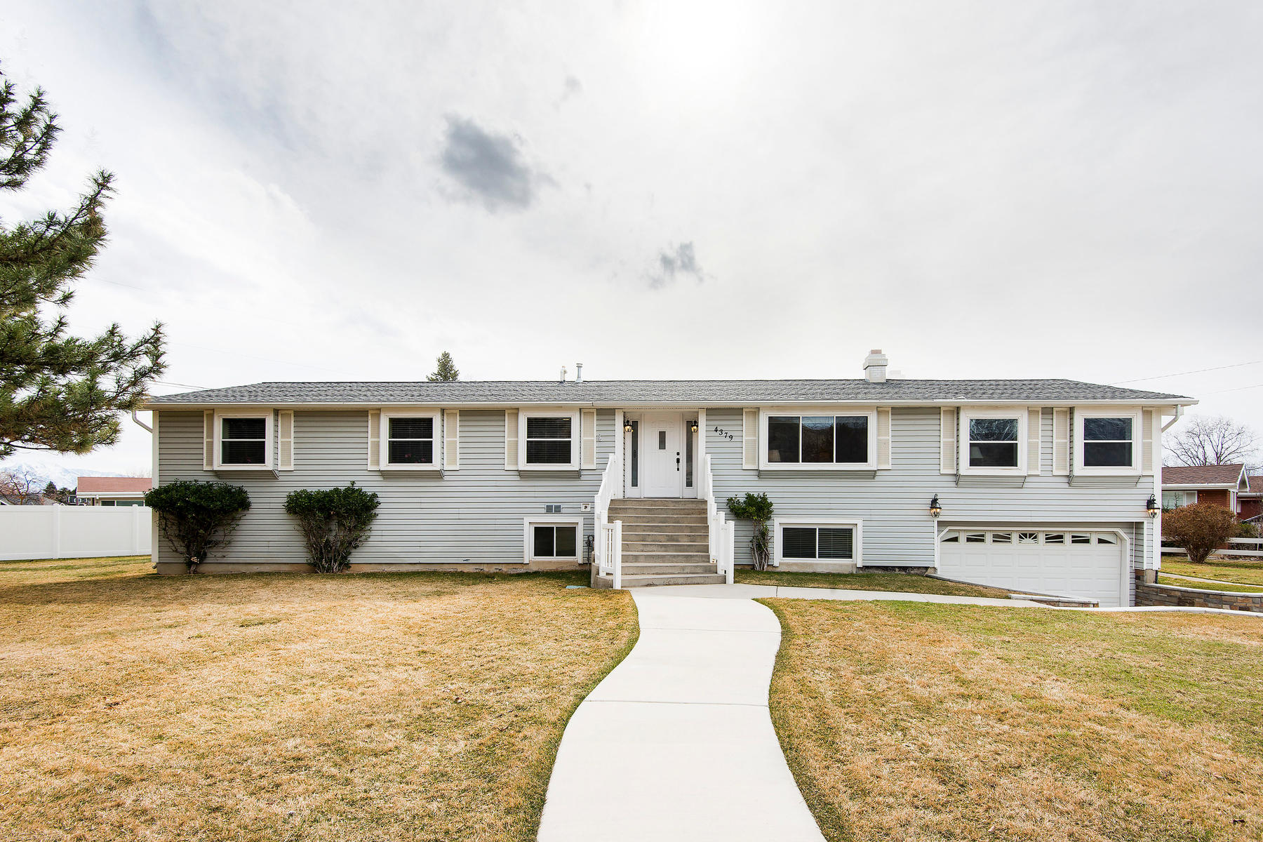 Single Family Home for Sale at Beautifully Maintained and Updated Home 4379 North 250 East Provo, Utah 84604 United States