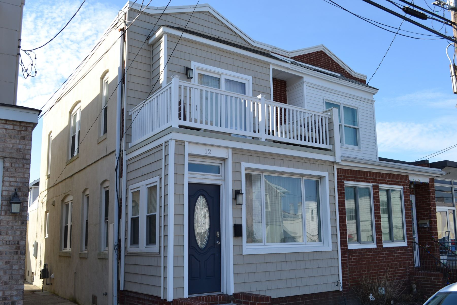 Townhouse for Rent at 12 S Franklin Ave 12 S Franklin Ave SPLIT SEASON, 2ND HALF, Margate, New Jersey 08402 United States