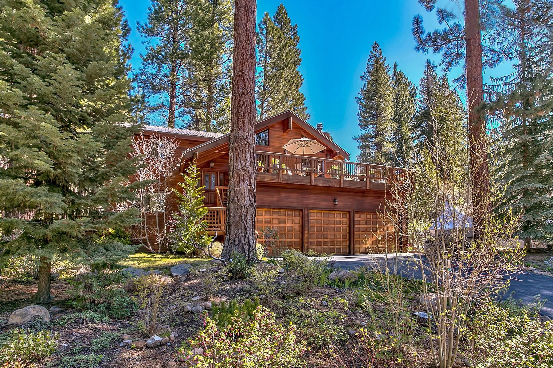 独户住宅 为 销售 在 842 Ophir Peak Road Incline Village, 内华达州, 89451 Lake Tahoe, 美国