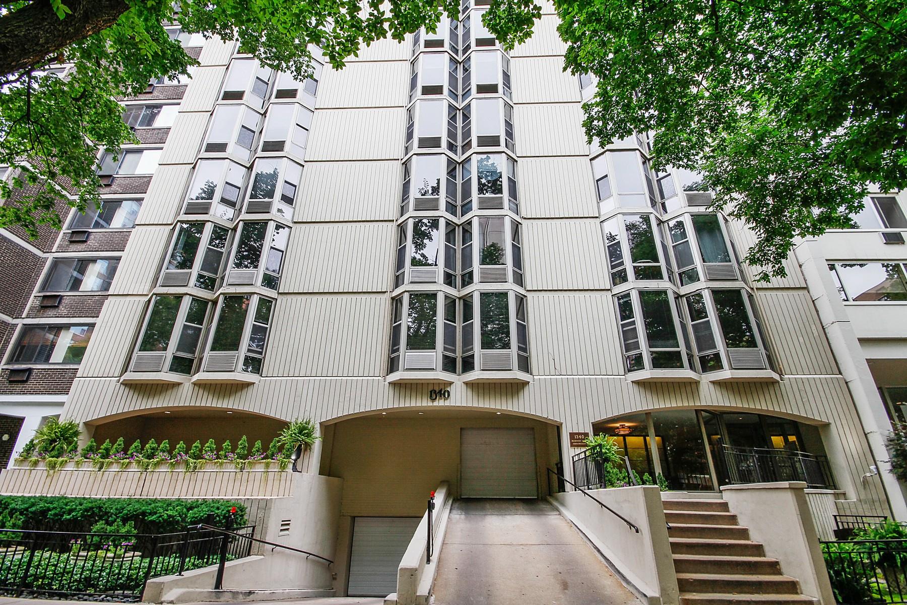 Condominium for Sale at Beautiful Gold Coast Condo 1340 N Dearborn Street Unit 14DE Chicago, Illinois, 60610 United States